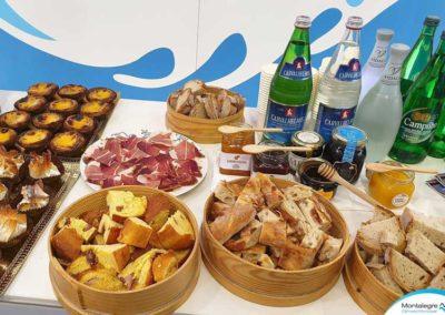 degustaciones y presentaciones de productos gallegos de calidad