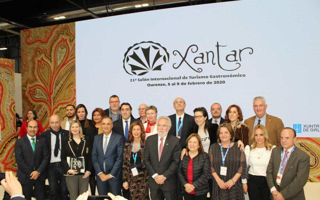 Xantar se presenta en FITUR como la única feria internacional de turismo gastronómico acreditada de la Península Ibérica