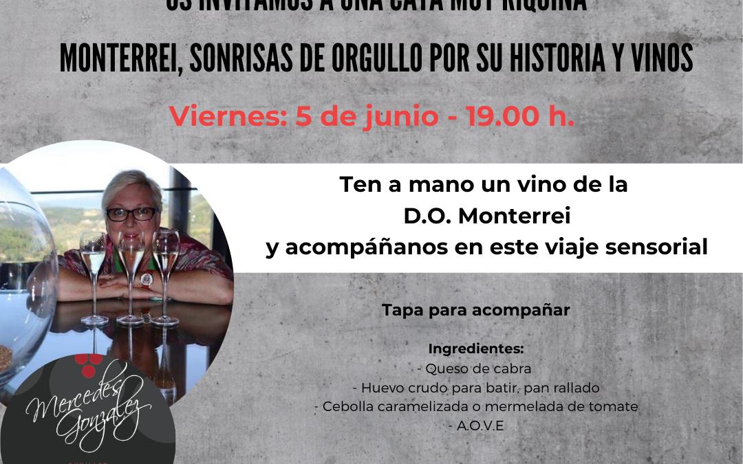 Información sobre el taller de cocina y la cata on line de esta semana (3 y 5 de junio)